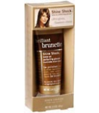 John Frieda Brilliant Brunette Shine Shock Leave-On Perfecting Glosser 2.4oz