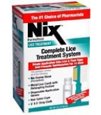 Nix Complete Lice Treatment System 1 Each