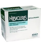 Hibiclens Packettes 50 Per Box