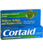 Cortaid 1% Cream Maximum Strength 1oz