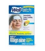 Wellpatch Migraine 4/Box
