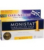 Monistat 1 Combination Pack Day Or Night 1/Pk