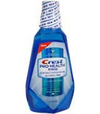 Crest Pro-Health Oral Rinse Refreshing Clean Mint 1000ml