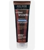 John Frieda Brilliant Brunette Light  Reflecting Moisturizing Conditioner Chestnut To Espresso 8.45