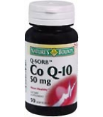Natures Bounty Q-Sorb Co Q-10 50 mg Softgels  50ct
