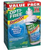 Opti-Free Replenish Multi-Purpose Disinfecting Solution Value Pack 20 oz