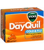 Dayquil Liquicaps 40 ct