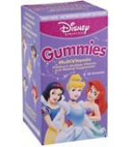 Disney Gummies Princesses  60ct