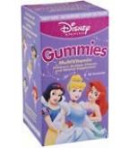 Disney Gummies Princesses  60ct