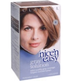 Nice n Easy Color Gray Solution Permanent Color 6 Light Brown