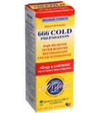 666 Cold Preparation 4 oz