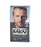 Just For Men Brush-In Moustache Beard & Sideburns Light Brown Gel