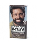 Just For Men Brush-In Moustache Beard & Sideburns Real Black Gel