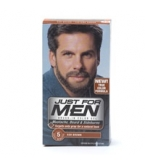 Just For Men Brush-In Moustache Beard & Sideburns Ash Brown Gel