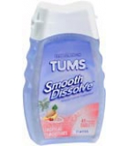 Tums Smooth Dissolve Tablets Tropical Smoothies - 60