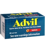 Advil Tablet 200ct****OTC DISCONTINUED 3/3/14