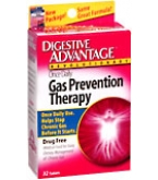 Digestive Advantage Tablets Gas Prevention Therapy  32 ct
