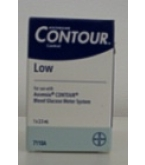 Ascensia Contour Control Low Solution 2.5ml****OTC DISCONTINUED 3/4/14