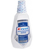 Crest Whitening Rinse Fresh Mint 946 ml