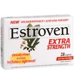 Estroven Caplets Extra Strength 28ct
