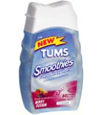 Tums Smoothies Tablets Berry Fusion - 60