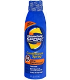 Coppertone Sport Continuous Spray Sunscreen SPF 50  6 oz