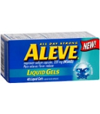 Aleve Liquid Gel  40 CP****OTC DISCONTINUED 3/3/14