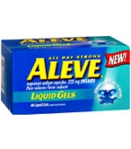 Aleve Liquid Gel  80 CP****OTC DISCONTINUED 3/3/14