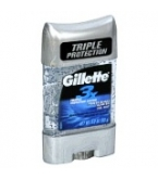 Gillette 3X Protection Anti-Perspirant/Deodorant Power Beads Clear Gel Cool Wave 3 oz****OTC DISCONTINUED 2/28/14