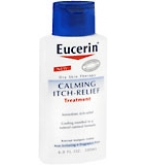 Eucerin Calming Itch-Relief Treatment  6.8 oz