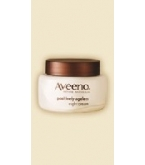 Aveeno Active Naturals Positively Ageless Night Cream 1.7 fl.oz.