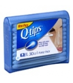 Q-Tips Cotton Swabs Purse Pack 30ct****OTC DISCONTINUED 2/28/14