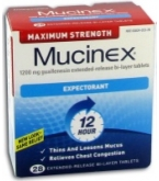 Mucinex Maximum Strength Expectorant Ext Release Bi-Layer Tablets - 28