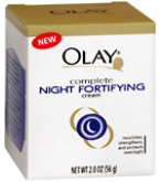 Olay Complete Night Fortifying Cream  2 oz