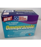 Omeprazole Delayed Release 20mg Tablets - 42 Tablets
