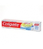Colgate Total Anticavity & Antigin Toothpaste Adv Clean Plus White 5.8oz