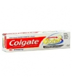 Colgate Total Anticavity & Antigin Toothpaste Adv Clean Plus White 4oz