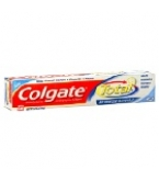 Colgate Total Anticavity & Antigin Toothpaste Advanced White Paste 5.8oz