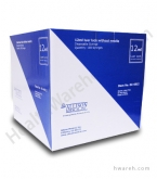 Allison Luer Lock without Needle, 12cc, 100 Count********SUPPLIER DISCONTINUED 3/10/14