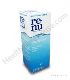 Renu Multipurpose Solution Sensitive - 12 fl. oz.
