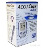 Accu-Chek Aviva Diabetes Blood Glucose Monitoring Kit