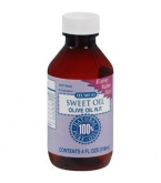 Humco Sweet Oil 4 oz