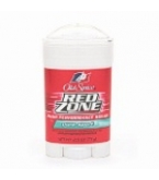 Old Spice Anti-Perspirant/Deodorant Red Zone High Performance Solid Pure Sport 2.6oz***otc Discontinued  2/24/14