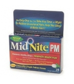 Mid Nite PM Chewable Single Tablet Doses 28ct