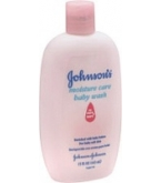 Johnson & Johnson Moisture Care Baby Wash 15oz
