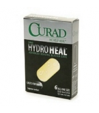 Curad Hydroheal Advanced Healing Blister Care 6ct