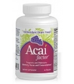 Acai Factor Dietary Supplement Tablets 60ct****OTC DISCONTINUED 2/28/14