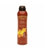 Hawaiian Tropic Tanning Dry Oil Clear Spray Sunscreen SPF 6 6 Ounces