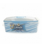 Cottonelle Fresh Flushable Moist Wipes Pop-Up Container 42ct (Container colors may vary)