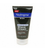 Neutrogena Men Sensitive Skin Shave Cream 5.1 Ounces****OTC DISCONTINUED 2/28/14